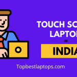 best touch screen laptop in India